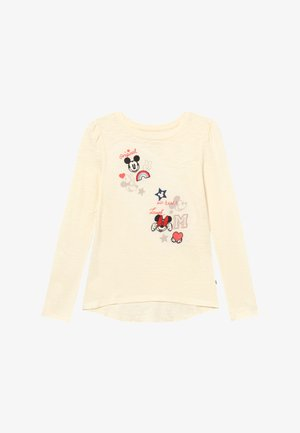 GIRL LOVE - T-shirt à manches longues - ivory frost