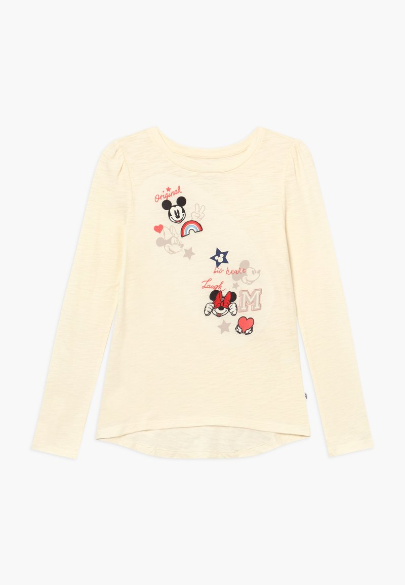 GAP - GIRL LOVE - Long sleeved top - ivory frost