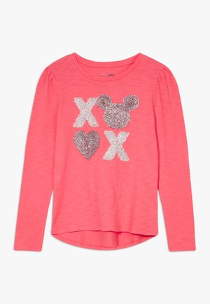 GIRL LOVE - Long sleeved top - paradise pink