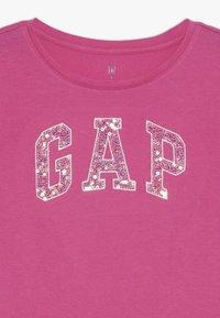 GAP - GIRL LOGO - Longsleeve - devi pink - 3