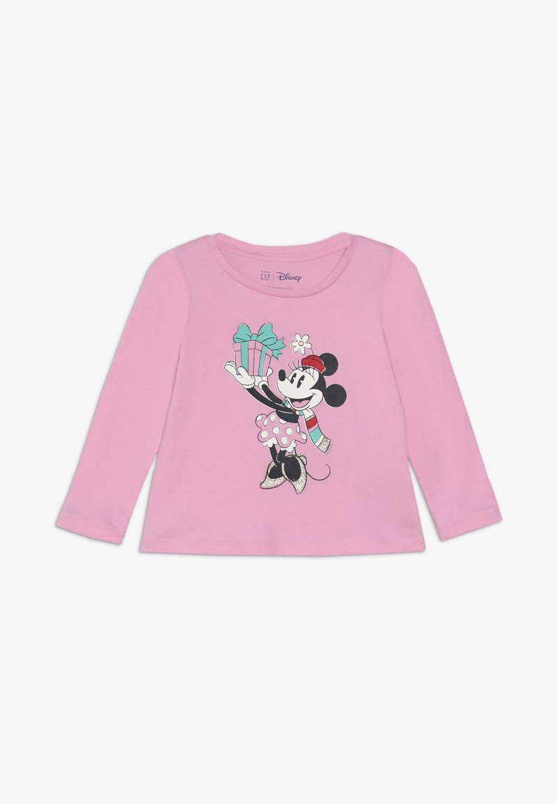 GAP - TODDLER GIRL - Top s dlouhým rukávem - parisian pink