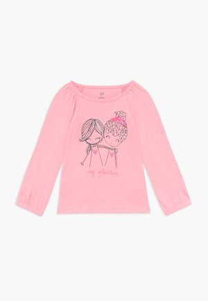 TODDLER GIRL LOVE - Top sdlouhým rukávem - classic pink
