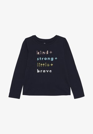 TODDLER GIRL  - T-shirt à manches longues - blue galaxy
