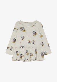 GAP - TODDLER GIRL  - Maglietta a manica lunga - oatmeal - 2