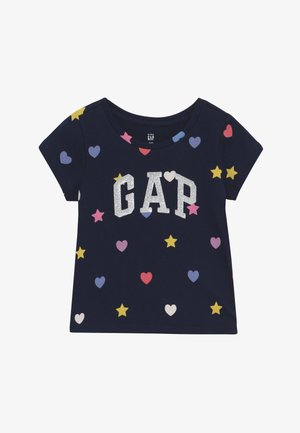 TODDLER GIRL LOGO - T-shirt z nadrukiem - geo heart