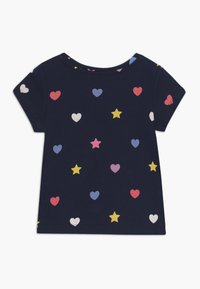 GAP - TODDLER GIRL LOGO - Camiseta estampada - geo heart - 1