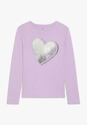 GIRL - Long sleeved top - lavender pink