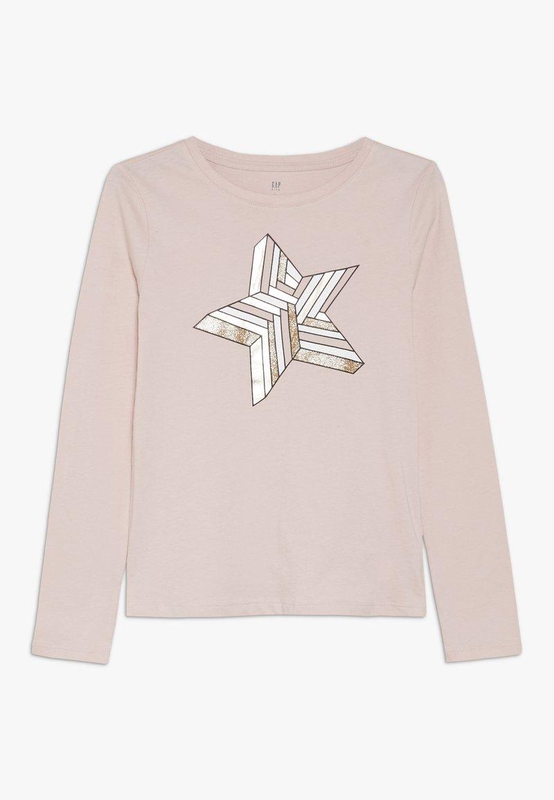 GAP - GIRL - Camiseta de manga larga - pink standard