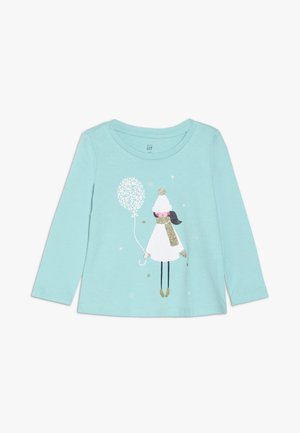 TODDLER GIRLS - T-shirt à manches longues - new malachite