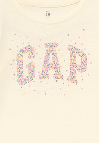 GAP - TODDLER GIRLS  - T-shirt à manches longues - ivory frost - 3
