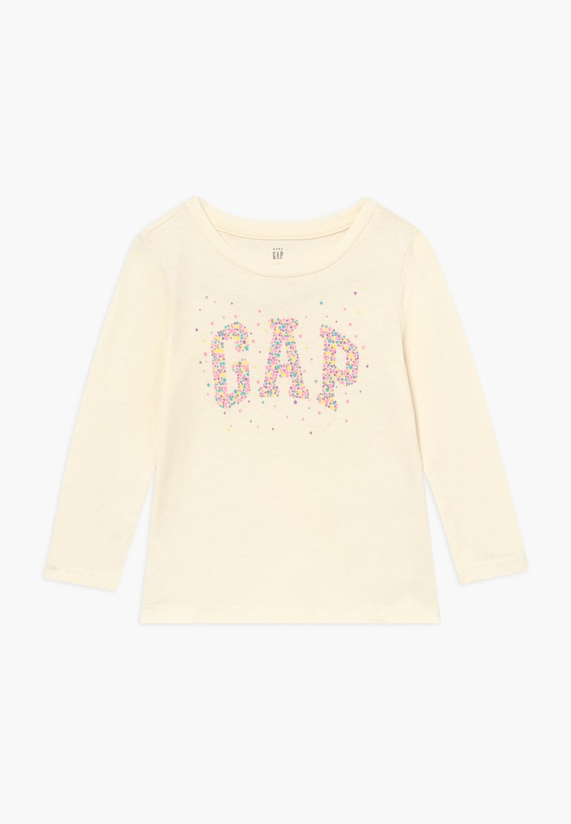 GAP - TODDLER GIRLS  - T-shirt à manches longues - ivory frost