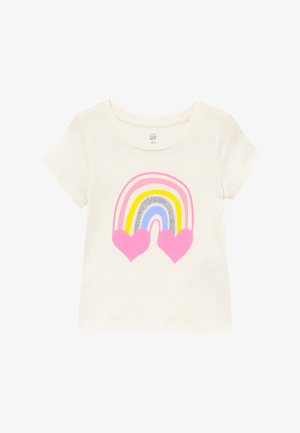 TODDLER GIRLS - T-shirt imprimé - rainbows