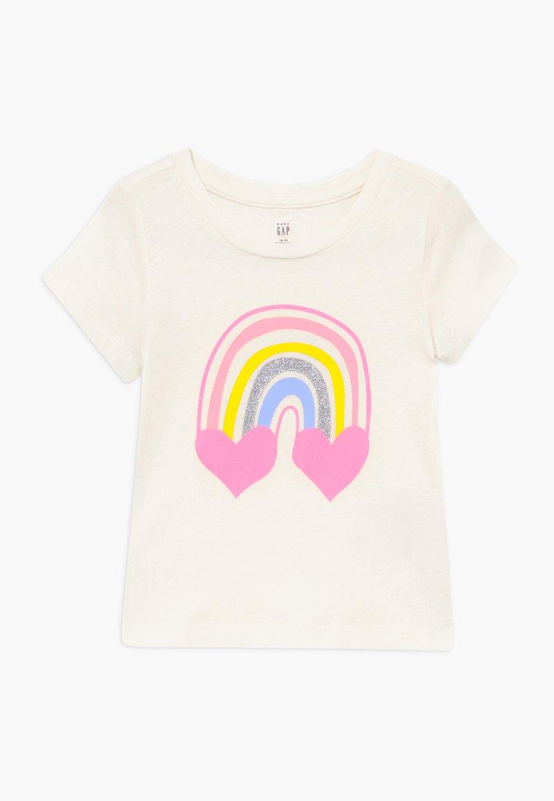 GAP - TODDLER GIRLS - T-shirt imprimé - rainbows