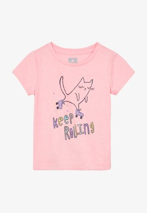TODDLER GIRL - T-shirts med print - pink cat