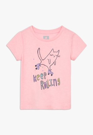 TODDLER GIRL - T-shirt imprimé - pink cat