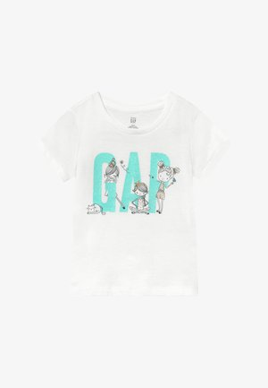 TODDLER GIRL LOGO - Print T-shirt - new off white