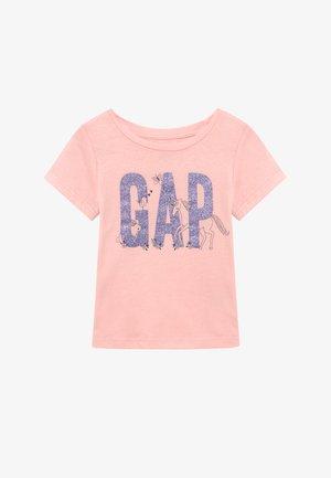TODDLER GIRL LOGO - Print T-shirt - icy pink