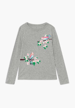 GIRL - Maglietta a manica lunga - grey heather