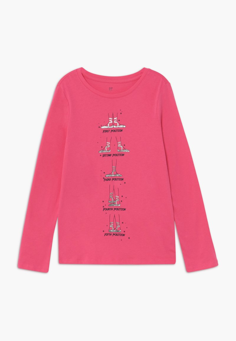 GAP - GIRL - Long sleeved top - pink light