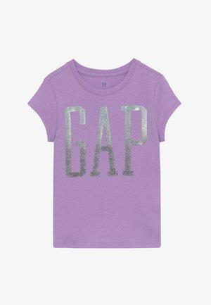 GIRL - Print T-shirt - petal