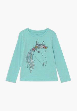 GIRL GRAPHICS - Bluzka z długim rękawem - aquarium