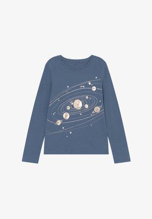 GIRL - Camiseta de manga larga - bainbridge blue