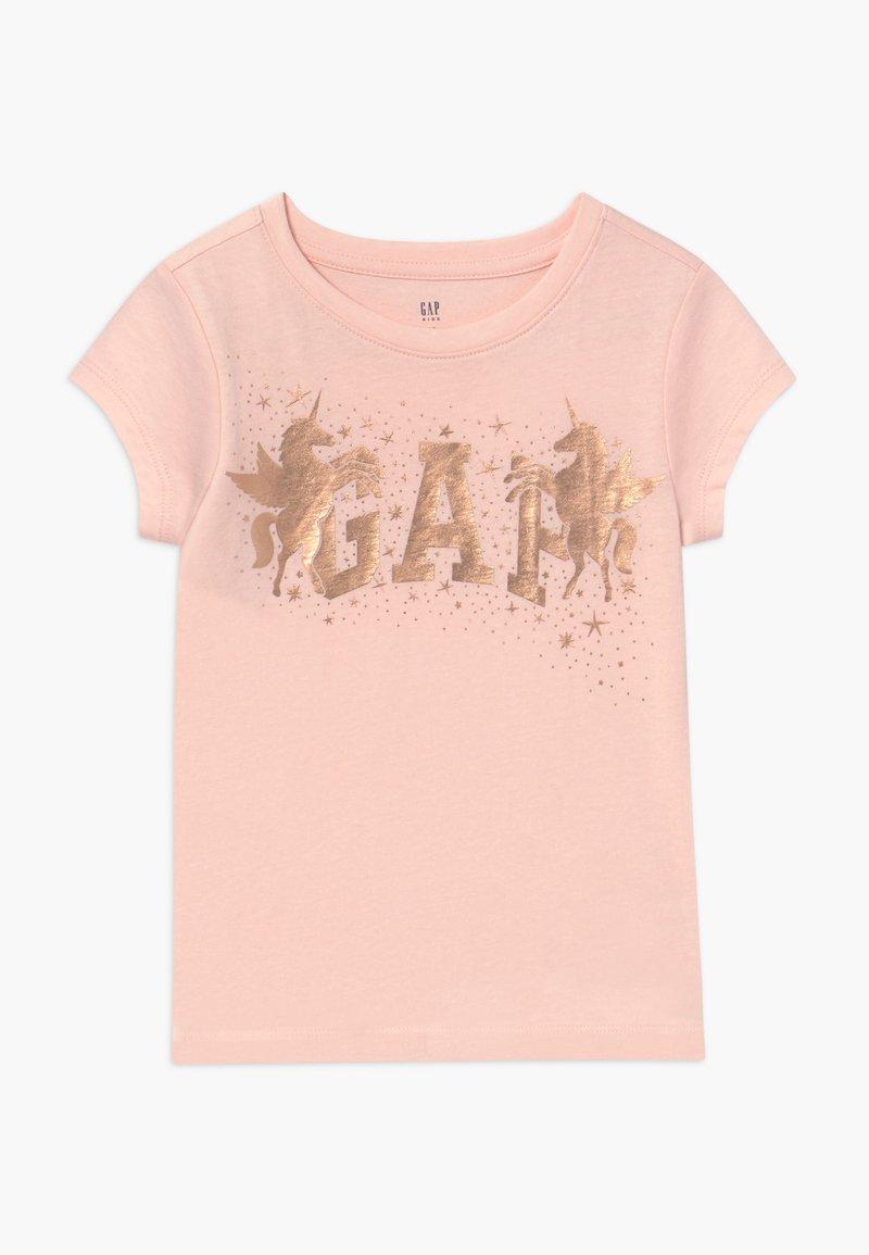 GAP - GIRL  - Print T-shirt - milkshake pink