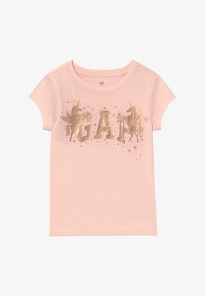 GIRL  - T-shirt imprimé - milkshake pink