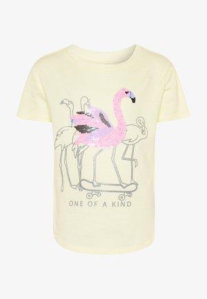 GIRL  - T-shirts med print - new honeysuckle