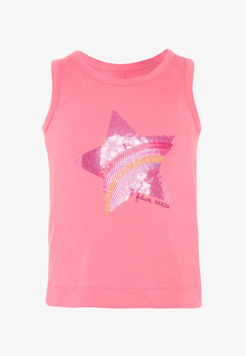GAP - TODDLER GIRL EASY TANK - Top - pink pop neon