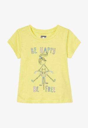 TODDLER GIRL  - T-shirt imprimé - yellow