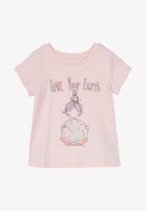 TODDLER GIRL  - T-shirt print - earth day