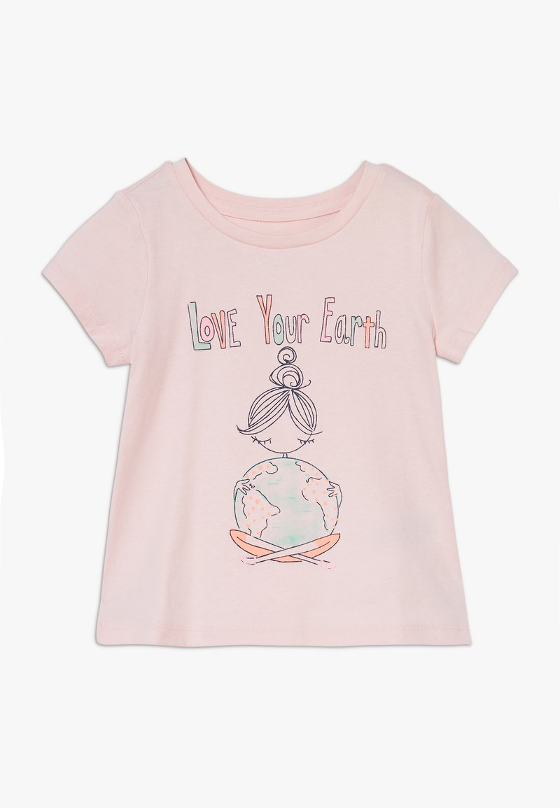 GAP - TODDLER GIRL  - Triko s potiskem - earth day