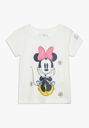 TODDLER GIRL LOGO  - Camiseta estampada - new off white