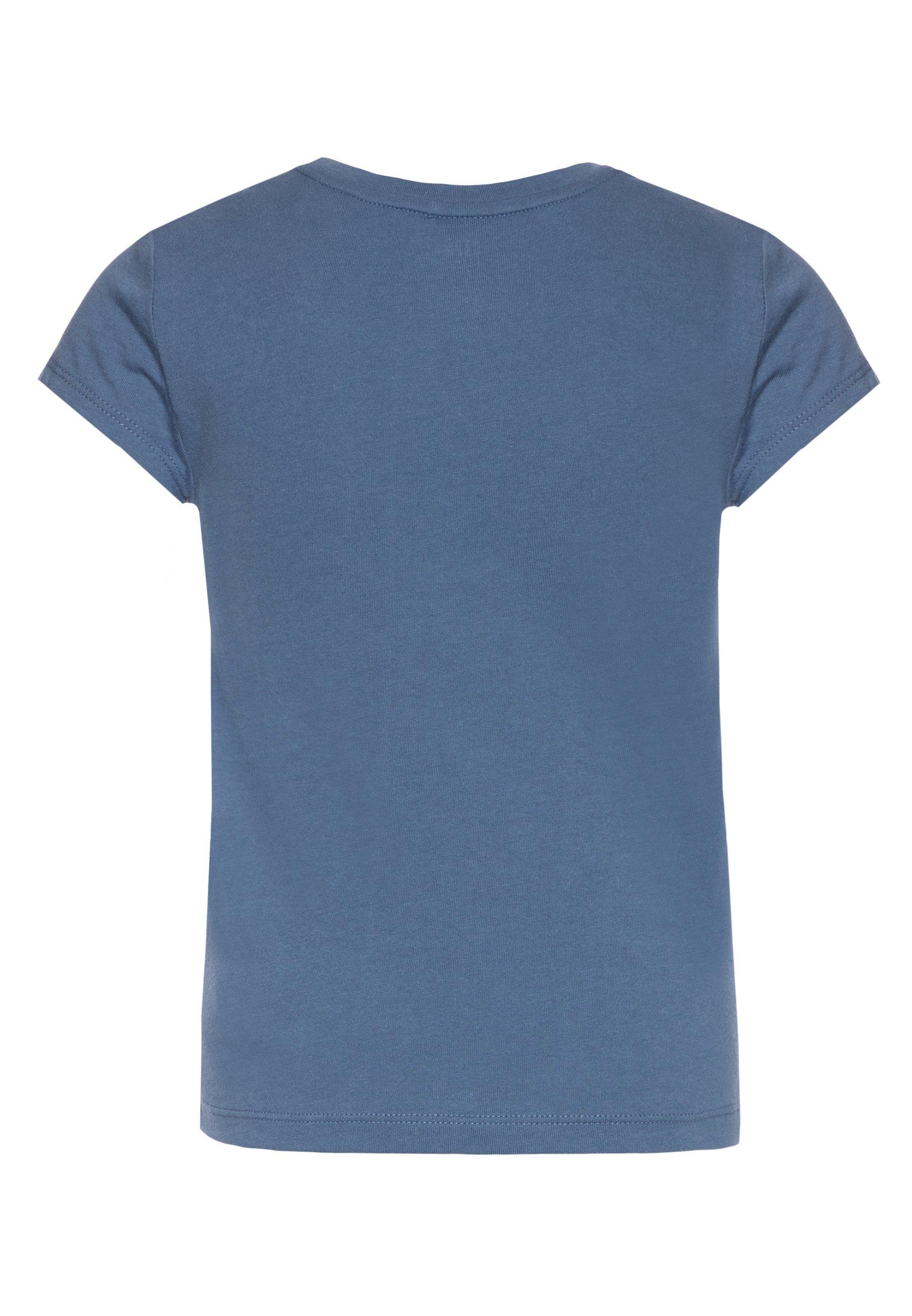 GAP GIRL - Print T-shirt - bainbridge blue