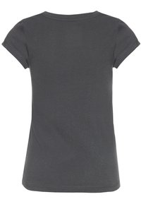 GAP - GIRL  - T-Shirt print - blue slate - 1