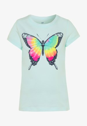 GIRL  - T-shirt con stampa - glass of water