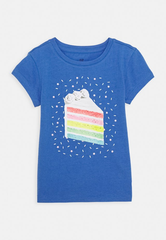 GIRLS - T-shirt con stampa - belle blue