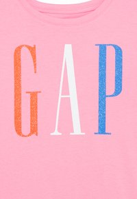 GAP - GIRLS VALUE GRAPHICS - T-shirt con stampa - neon impulsive pink - 2