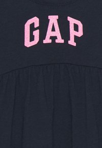 GAP - TODDLER GIRL LOGO - T-shirt con stampa - blue galaxy - 2