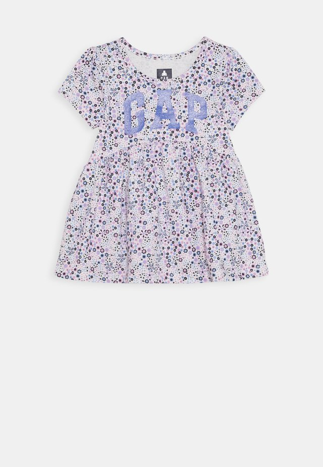 TODDLER GIRL LOGO - Camiseta estampada - multi