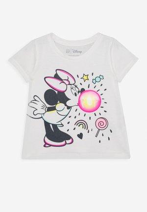 TODDLER GIRL  - Print T-shirt - ivory frost