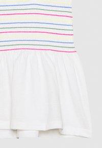 GAP - GIRL SMOCKED TANK - Print T-shirt - new off white - 2