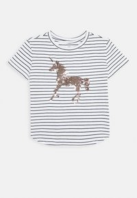 GAP - GIRL JUNE - T-shirt print - navy - 0
