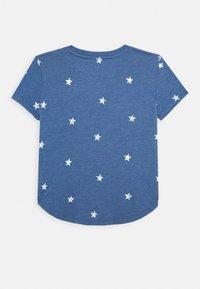 GAP - GIRL - T-shirt imprimé - blue - 1