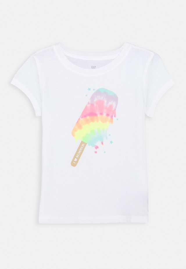 GIRLS - T-shirt imprimé - new off white