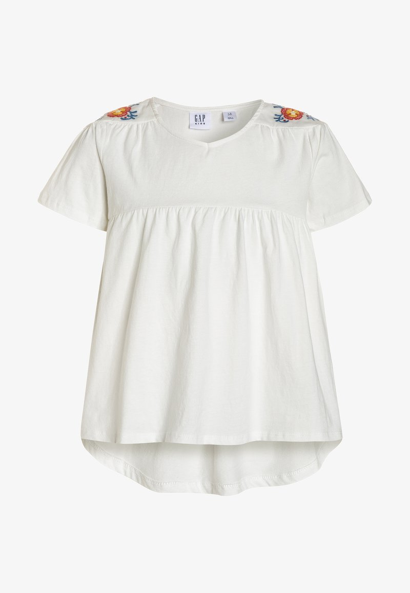 GAP - GIRLS JULY FASHION - T-shirts print - new offwhite