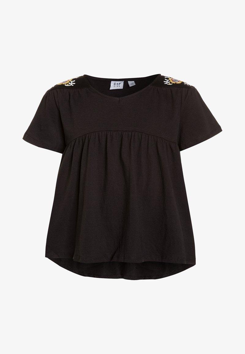 GAP - GIRLS JULY FASHION - T-shirts print - moonless night