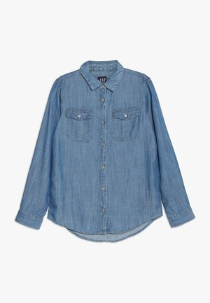 GIRLS ITEMS - Bluse - medium wash