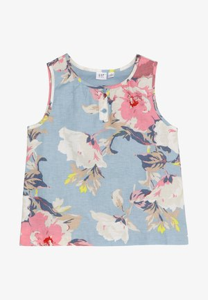 GIRLS ITEMS TANK - Blouse - multi-coloured